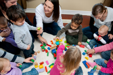 Join in Playgroup Image