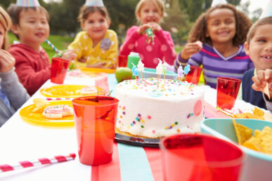 Birthday Party Group Image