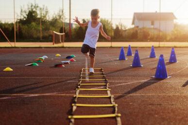 Physical activity behaviour intervention Image